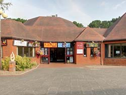 Barrington Centre in Ferndown - DanceAway Venue